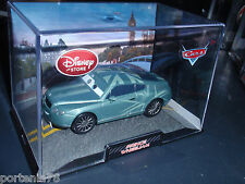 Disney Cars CHASE PRINCE WHEELIAM Collector's Case Disney Store