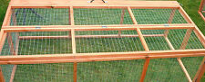 LARGE RABBIT GUINEA PIG HUTCH CHICKEN POULTRY HEN RUNS