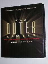 Outer Limits, Sex, Cyborgs & Science Fiction Mini Master Trading Card Set