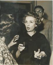 Rina Morelli Vintage silver print,Rina Morelli (née le 6 décembre 1908 à Naple