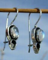 Mondstein - Ohrhänger Silber 925  !