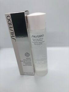 Shiseido Instant Eye and Lip Makeup Remover 4.2 oz 125 ml NEW SEALED Authentic.