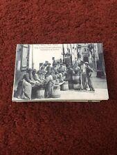 Lote de 75 postales Pais Vasco  colección con diferentes sellos