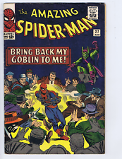 Amazing Spider-Man #27 Marvel 1965 Bring Back My Goblin to Me !
