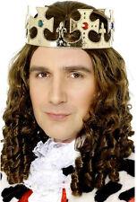 juwelenbesetzte könig-krone NUOVO - Carnevale Cappello berretto copricapo