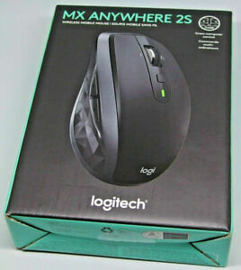 Logitech MX Anywhere 2S Wireless Laser Gaming rechargeable Mouse NEW 910-005156