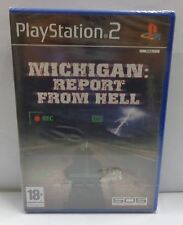 Gioco Game Playstation 2 PS2 PAL ITALIANO - MICHIGAN REPORT FROM HELL NUOVO NEW