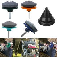 Mower Blade Balancer & Rotary Sharpener for Lawn Mower Tractor Garden Tools