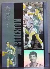 John Stockton card Holoviews 96-97 SP #PC38