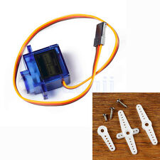 SG90 9G micro small servo motor for RC Robot Helicopter Airplane controls MA