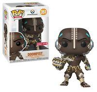 Funko POP! Games SDCC 2020 & Target Exclusive - Overwatch #351 Leopard Doomfist