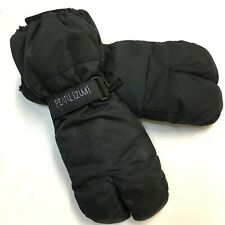 Pearl iZUMi Pro Cycling Lobster Gloves Black Extra Small Unisex Waterguard Plus