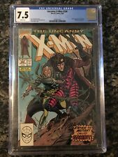 UNCANNY X-MEN #266 (CGC 7.5 VF) First Appearance of GAMBIT!