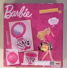 Theo Klein Barbie Barbie Beauty Studio Table Version with Many Accessories
