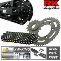 CATENA RK 525ZXW PIGNONE 16 CORONA 45 BKR MT09/MT09 ABS 2013-2018