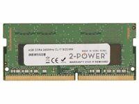 2-Power 4GB DDR4 2400MHz CL17 SODIMM Memory memory module MEM5502B