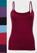 Women's Strappy, Spaghetti Strap Fitted Formal Tops & Shirts