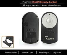 Pro|Cam Canon Remote Control EOS Digital Rebel XSi XTi 60D 6D 70D ELPH Camera