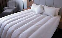 ALL SEASON EXTRA BOUNCE DUVET 13.5 10.5 15 TOG QUILT DOUBLE KING WINTER SUMMER