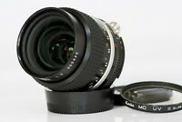 [MINT] Nikon Ai-s Nikkor 35mm f2 Wide Angle MF Lens w/ Filter from JAPAN N033