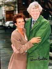 Doctor Who : TOM BAKER Genuine Signed Photo