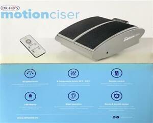 Dr-Ho's Motionciser Leg Vibrationsplatte Massagegeräte für Füße Beine - B-Ware