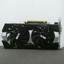 Sapphire Radeon R9 270X 2GB GDDR5 GPU Video Graphics Card Dual-X w/ Boost & OC