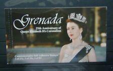 Grenada 1978 Coronation Booklet Fine Used