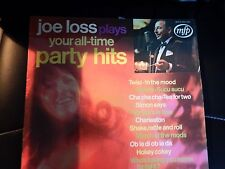 Joe Loss-Plays Your All-Time Party Hits LP-Music For Pleasure, MFP 5227, 1971, 1
