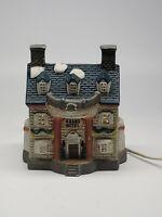 Christmas ceramic Grand Hotel village 1994 Collection w/Light  🇺🇸 RETAILER