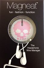 Magneat - The Headphone Wire Manager, Fun, Fashion, Function.