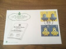 GB 1990 Queen's Award To Industry - Stuart Unaddressed FDC - SAGA Folkestone SHS