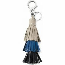 NWT Brighton Your Bag TRIXIE 3 Tier Handbag Tassel Fob Let's Hang Out MSRP $50
