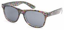 Modische GIL Design Sonnenbrille Camouflage Oliv UV 400 NEU P2