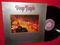 DEEP PURPLE Made in Europe LP 1971 ITALY VG First Pressing