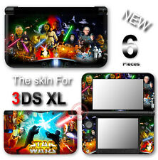 Star Wars SKIN VINYL STICKER DECAL COVER for Nintendo 3DS XL