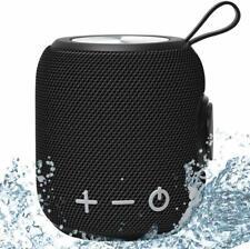 Portable Bluetooth Speaker,Bluetooth 5.0 Dual Pairing Loud Wireless Mini Speaker