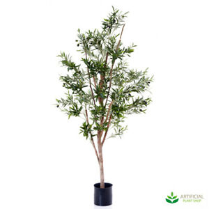 Artificial Fake Plants Olive Tree 1.5m
