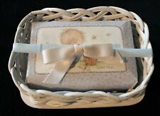 Vintage Hallmark Betsey Clark Wicker Basket and Bath Bar Sweet Spring Fragrance