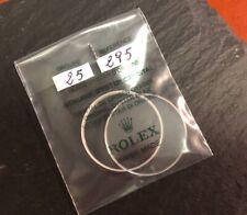 Rolex Daytona - Sapphire Crystal 25-295 (no logo Rolex hours 6) - new