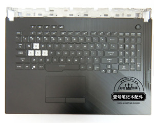 Original FOR Asus ROG S7DU Strix 3 Plus G731G G731GU Backlit US Keyboard