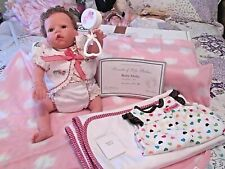 """BREATH OF LIFE """"BABY MOLLY"""" BY ARTIST REVA SCHICK FOR MIDDLETON DOLLS"""