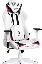 Diablo X-Ray XLarge gamer chair - white / black
