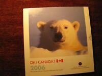 2006 Oh Canada Set From Royal Canadian Mint.