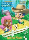NEW ON THE FARM - SUPER by Golden Books