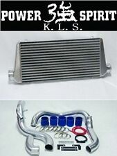 580X285X76MM Intercooler + Piping Kit FIT FIT  NISSAN 200SX S14/S15 SR20 TURBO