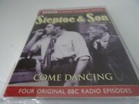 Steptoe And Son Volume 8, BBC Radio Collection 2 Cassette Audiobook Come Dancing