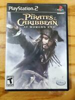 Pirates of the Caribbean: At World's End -  PlayStation 2 Complete PS2