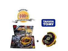 REAL TAKARA TOMY Beyblade BB19 Death Quetzalcoatl 125RDF + WBBA Big Bang Pegasus