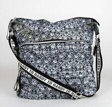 New Ed Hardy Junkfood Snicker Messenger Hobo Bag JUSNI1826